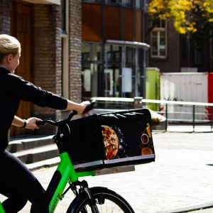 e-bike in Action